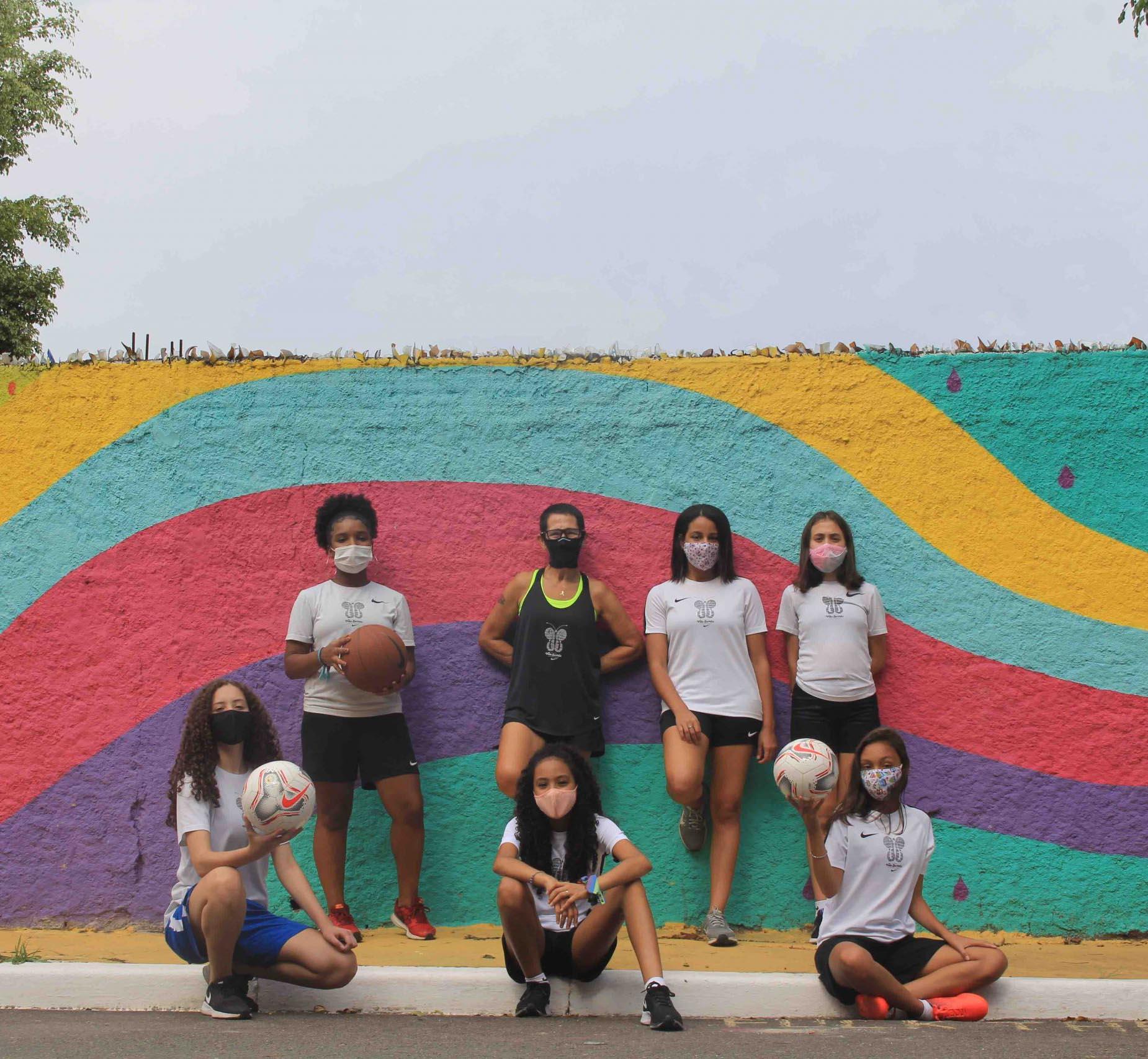 ONG Vida Corrida há 21 anos transforma vidas através do esporte no bairro do Capão Redondo, em São Paulo