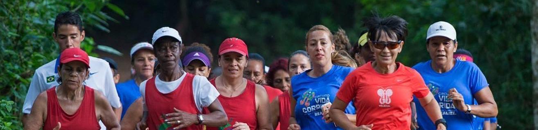 Corredoras se unem para ajudar os moradores do Capão Redondo